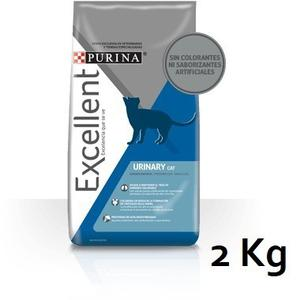 Alimento Croquetas Purina Excellent Gato Urinary 2kg