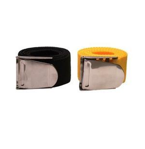 Cinturon Para Buceo Con Hebilla De Acero Amarill Oferta Ecom