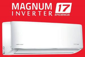 Mini Split Inverter Mirage Magnum 17 1 Ton 220v Frío Y