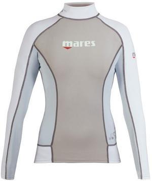 Playera Mares Azul Protección Solar Buceo Snorkel 8 - M