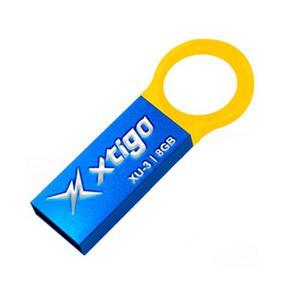 Memoria Usb 8gb Xtigo Modelo Xu3 Manejamos Mayoreo Azul
