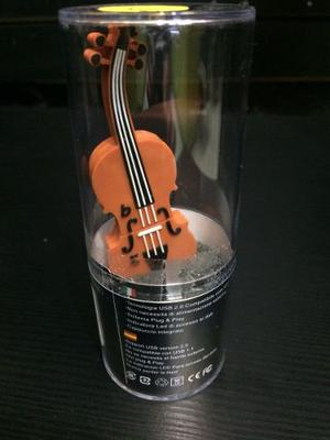 Memoria Usb Figura 16gb Instrumento Musical Violin