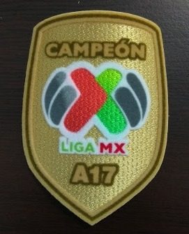 Parche Campeon Apertura  Tigres Uanl A17 Gignac