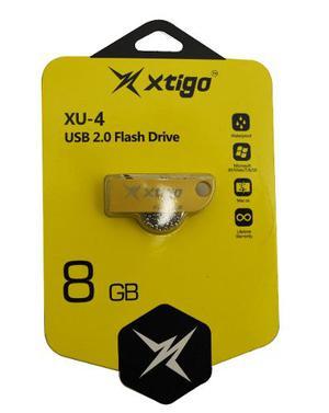 Xtigo Memoria Usb 8gb 2.0 Modelo Xu4 Pequeña Varios Colores
