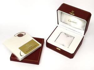 Caja De Relojes Cartier Envío Gratis
