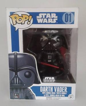 Darth Vader Funko Pop 01 Star Wars