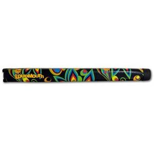 Grip De Golf Para Putter Loudmouth Black Shagadelic