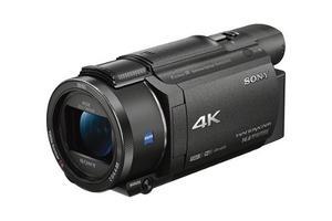 Sony Fdrax53 / B 4k Hd Videocámara De Grabación De Video