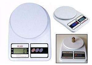 Bascula Digital 10kg/1g Alta Precisión Sf400 Incluye Envío