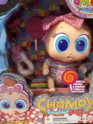 Bobosidades Distroller Chamoy 100% Original Y Nuevo