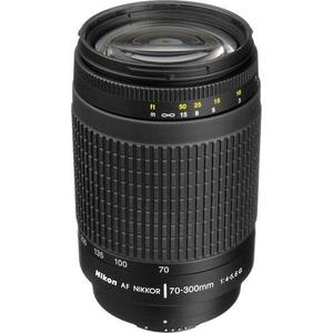 Lente Nikon Af Nikkor mm F/4-5.6g