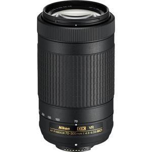 Lente Nikon Dx  Af-p F/g Ed Vr Nuevo Y Sellado
