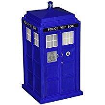 Metro De Juguetes Doctor Who Tardis 12th Vuelo De Control De