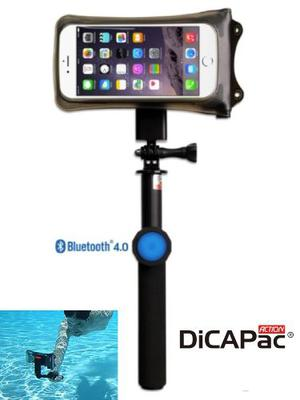 Selfie Stick Funda Case Dicapac Contra Agua Sumergible Water