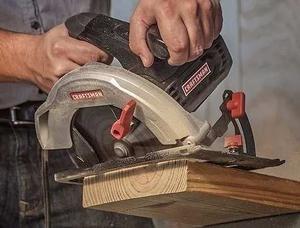 Sierra Circular Craftsman De 7 1/4 Pulgadas