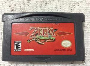 Gameboy Advance Zelda Minish Cap