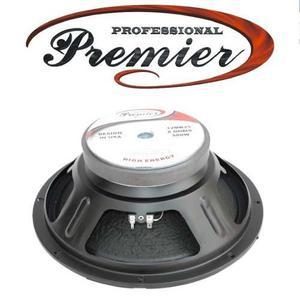 Bocina Premier w - 96db - Bobina 2.5'' Profesional