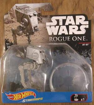J104 At-st Starships Star Wars Hot Wheels Envio Incluido