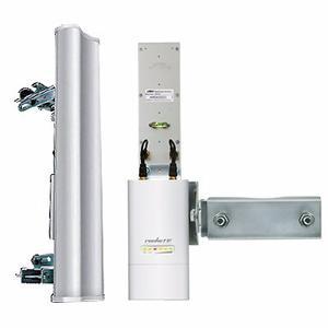 Kit Radio Y Antena Sectorial 120º Am-5g + Rocketm5