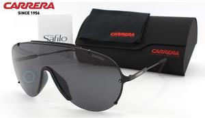 Lentes Carrera 129s 003p9 Matte Black Aviador Original Nuevo