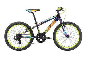 Bicicleta Alubike K20 Boy Rodada 20 Y 7 Velocidades