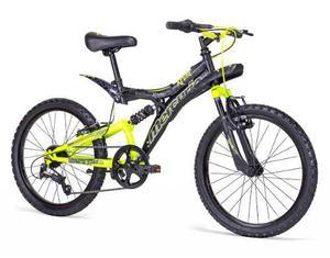 Bicicleta Infantil Expert Rodada 20 Dh 6 Vel