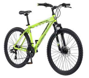 Bicicleta Mongoose Feature Aluminio Rod26 C/susp 21vel