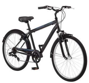Bicicleta Schwinn Suburban R26 Hombre C/ Suspensión 7v