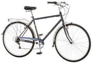 Bicicleta Schwinn Wayfarer Hombre Retro Hibrida Rvel