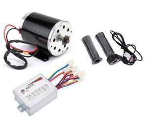 Kit Para Bicicleta Eléctrica Con Motor Controlador 48v