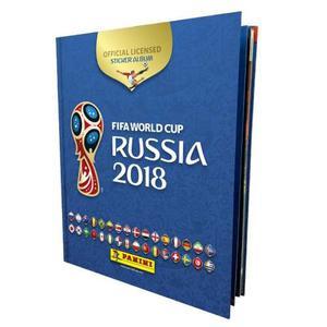 Album Pasta Dura Mundial Rusia + 100 Estampas