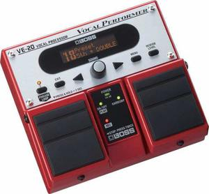 Boss Ve-20 Vocal Performer Effects Oferta Mayo