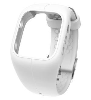 Extensible Correa Para Reloj Polar A300 Blanco