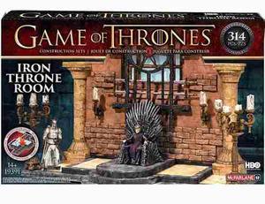 Game Of Thrones Trono De Hierro Mcfarlane Toys Set