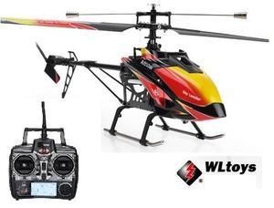 Helicoptero Grande Control Remoto Wltoys V913 Rc