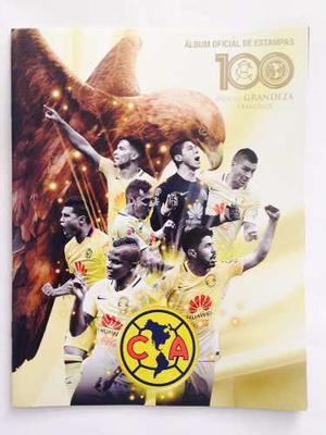 Águilas Del América Álbum Panini 100 Aniversario. 50