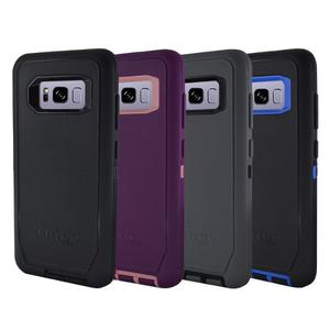 Funda Clip Uso Rudo Galaxy S8 / S9 Plus / Note 8 Otterbox