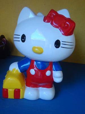 Hermosas Alcancia De Hello Kitty
