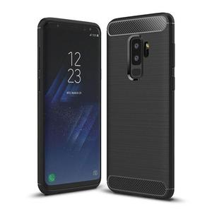 Jelly Case Galaxy S9 S8 S7 S6 A8 A7 A5 Note 8 Funda Carbono