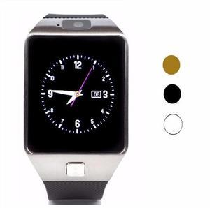 Lote 3 Smartwatch Dz09 Solo Dorado Mayoreo Ezshop
