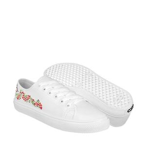 Tenis Casuales Stylo Para Mujer Simipiel Blanco bl