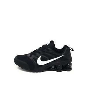 Tenis Nike Shox Dark Black Envio Gratis