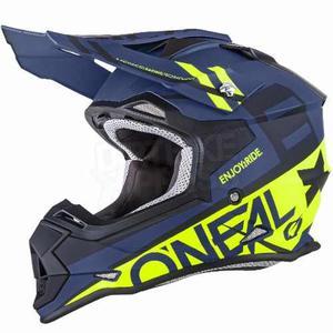 Casco Motocross Enduro Oneal 2 Series Spyde Talla S