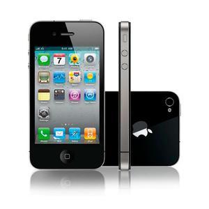 Celular Iphone 4s 32gb Negro Desbloqueado