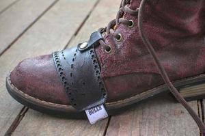 Cubre Calzado Bostoniano Protector Contra Palanca De Cambios