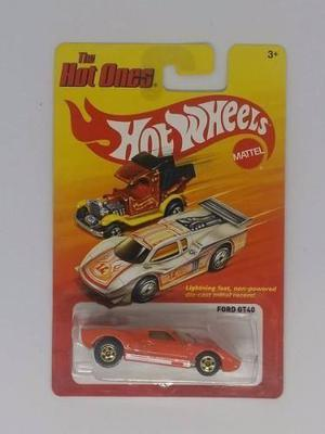 Hot Wheels - Hot Ones - Ford Gt