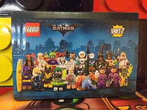 Lego Batman Movie Minifiguras Series 2 Coleccion Completa
