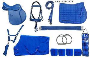Montura Para Caballo Pony Kit Corte Ingles 13 Pulg. / J