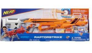 Nerf Raptorstrike N Strike 18 Dardos Hasbro