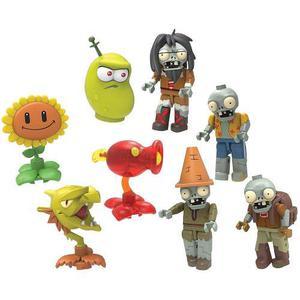 Plantas Vs Zombies Knex Mini Figura Serie 3 Oferta